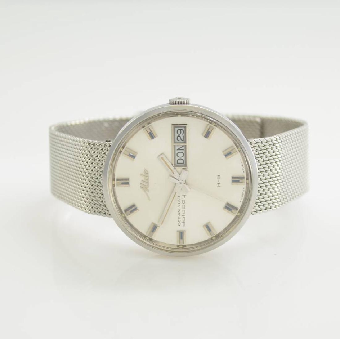 MIDO Ocean Star datoday gents wristwatch H-B