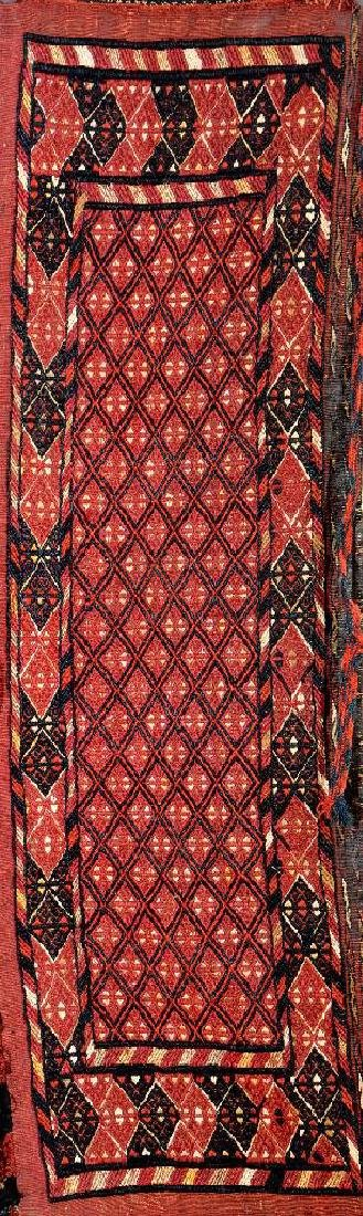 'Part-Silk' Ersari-Sumakh 'Torba',