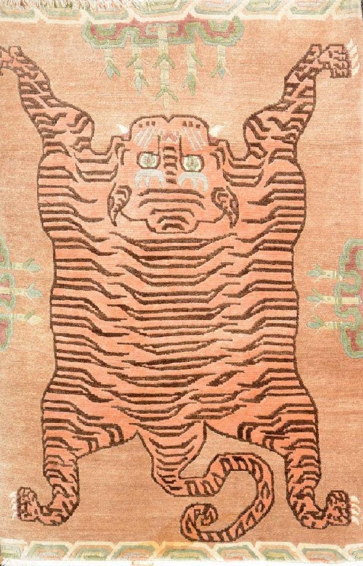 Tiger Rug,