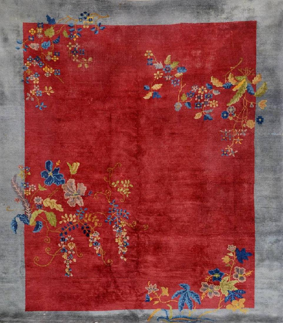 Chinese Beijing Carpet,