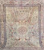 Nain 'Habibian' Carpet (Part-Silk) '6 LA' (Signed),