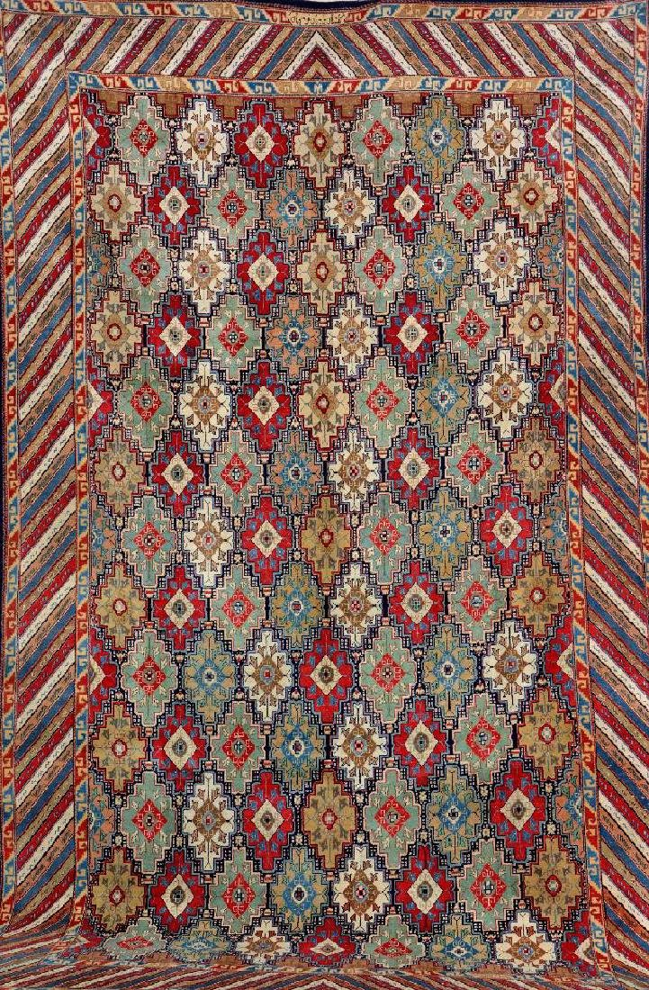 Kashan 'Farschian Brothers' Carpet (Signed),