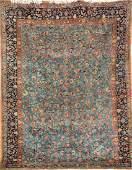 Mashad 'Saber' Carpet 'Flatwoven Silk- Schirasi'