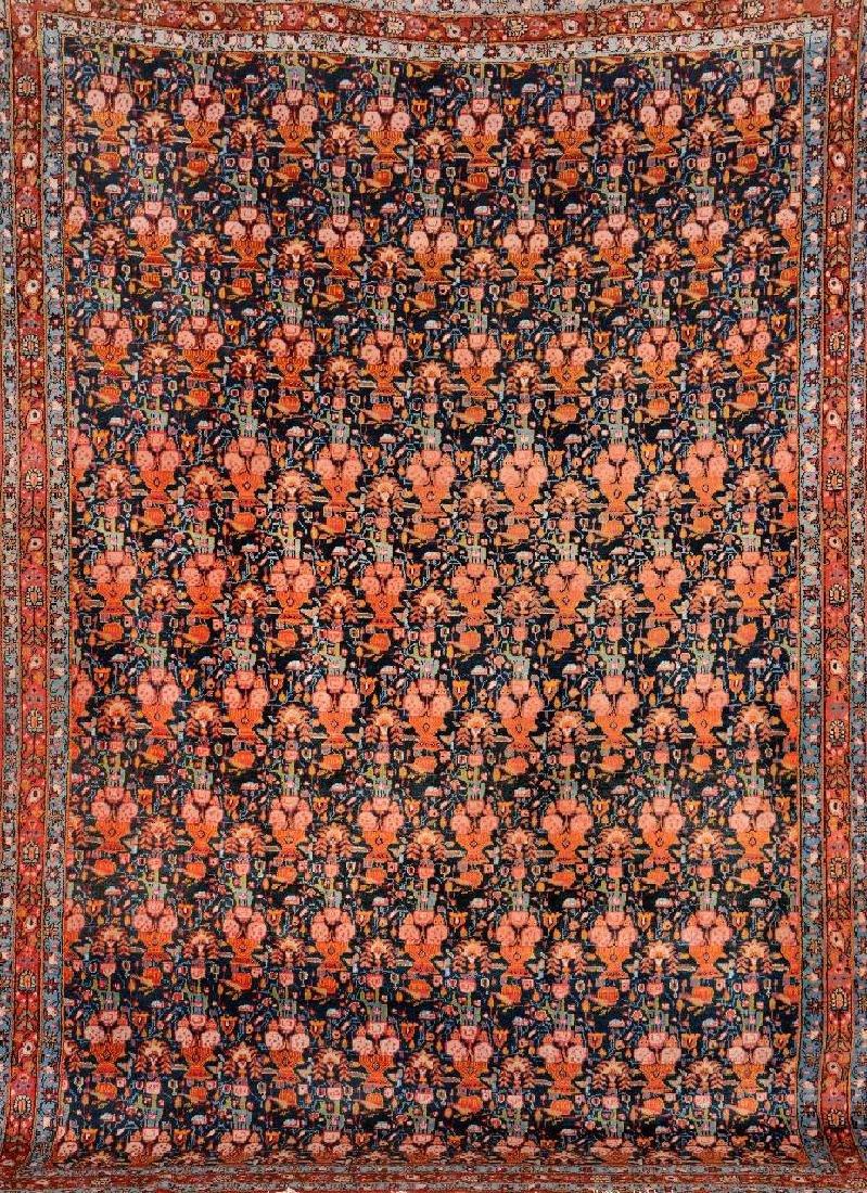 Qum Carpet,