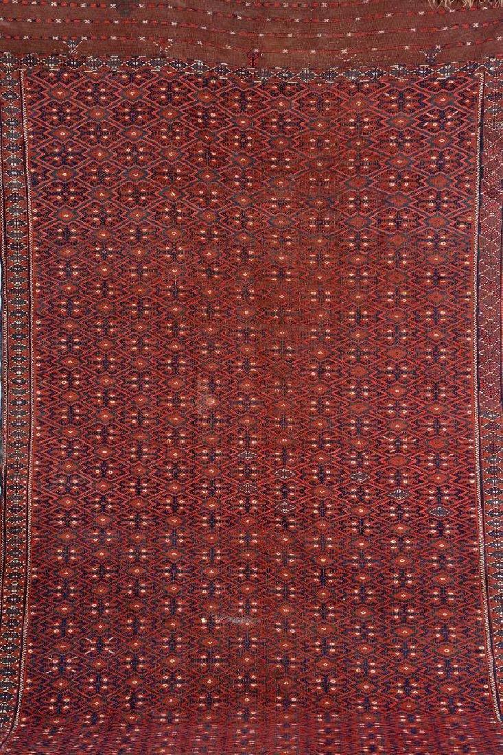 Yomud 'Palais-Kilim' (Main-Carpet),