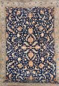 Kurk Qum Carpet (Part-Silk),