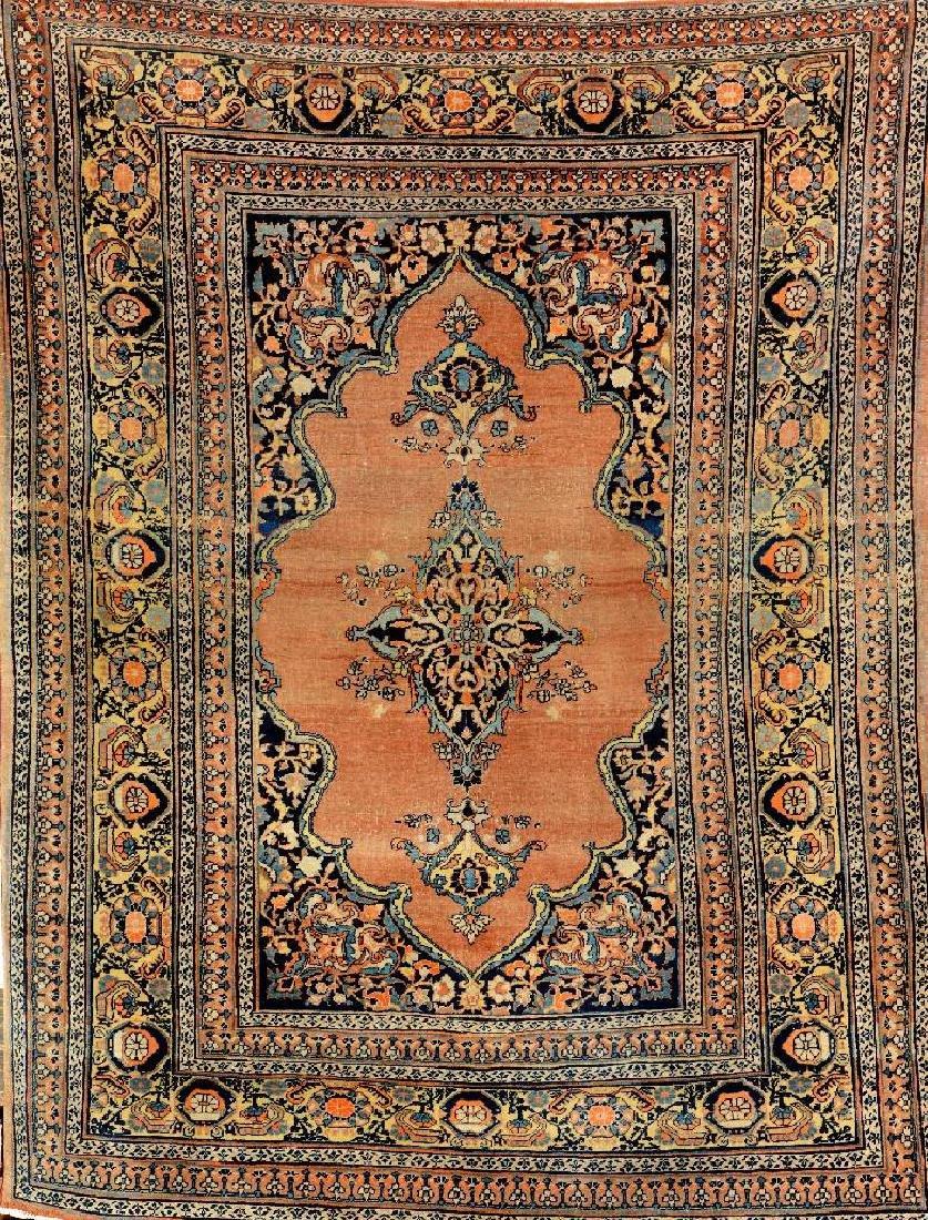 Tabriz 'Hadji-Jalili' Rug,