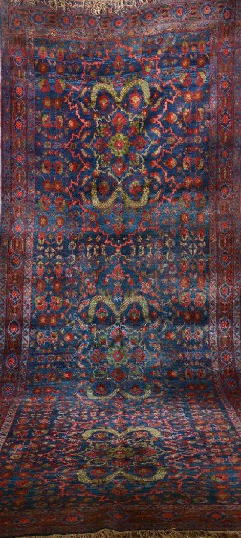 Bijar 'Kelley' Carpet (Dragon Motives),