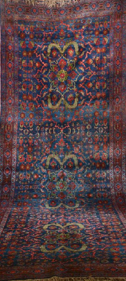 Bijar 'Kelley' Carpet (Dragon Motives),