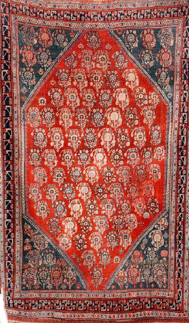 Qashqai 'Gashguli-Tribe' Rug,