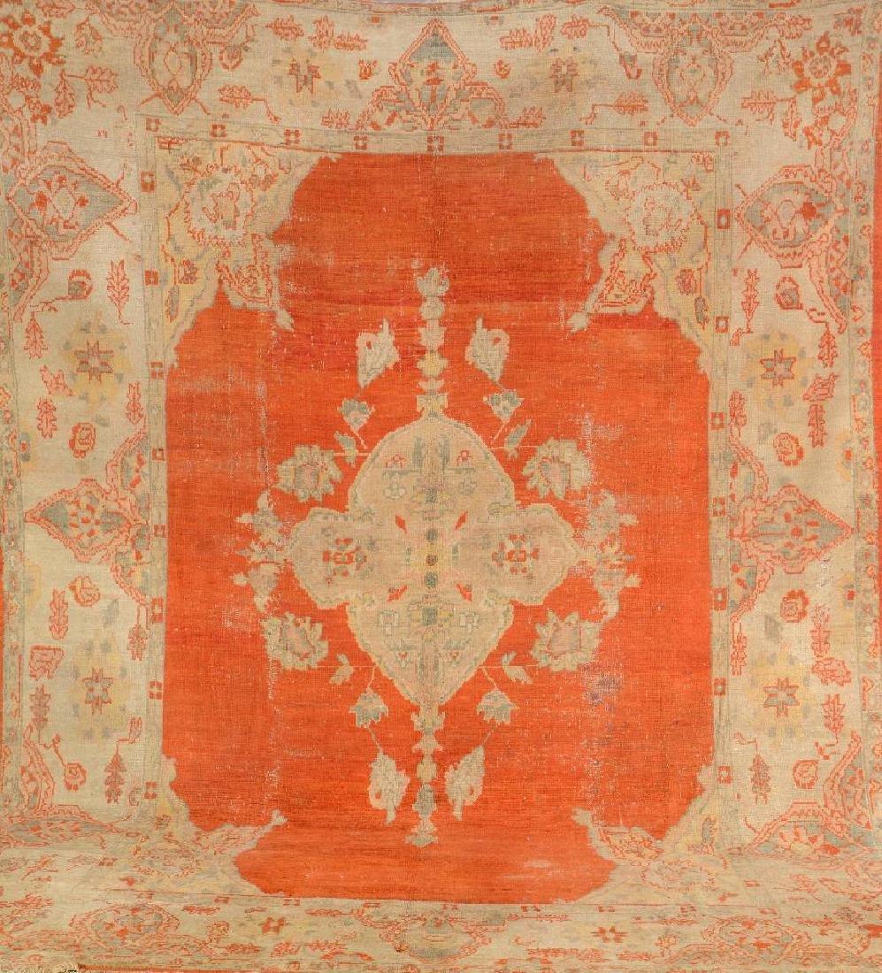 Ushak Carpet,