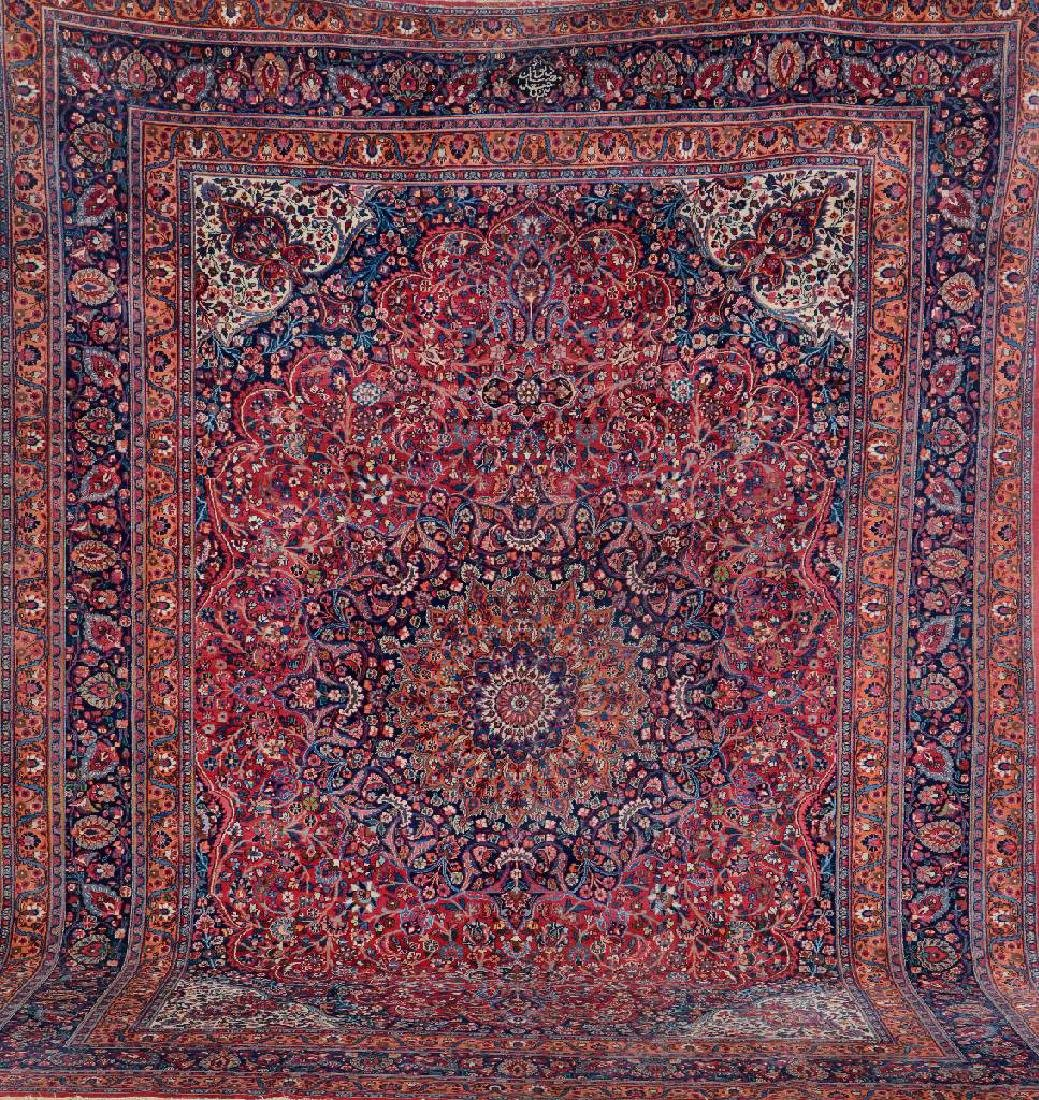 Birjand Carpet (Signed),