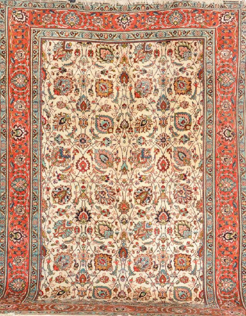 Tabriz Carpet,
