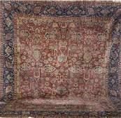 Large Romani Agra Carpet,