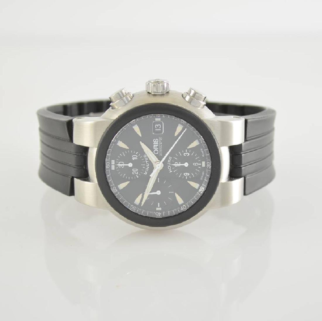 ORIS chronograph TT1, self winding