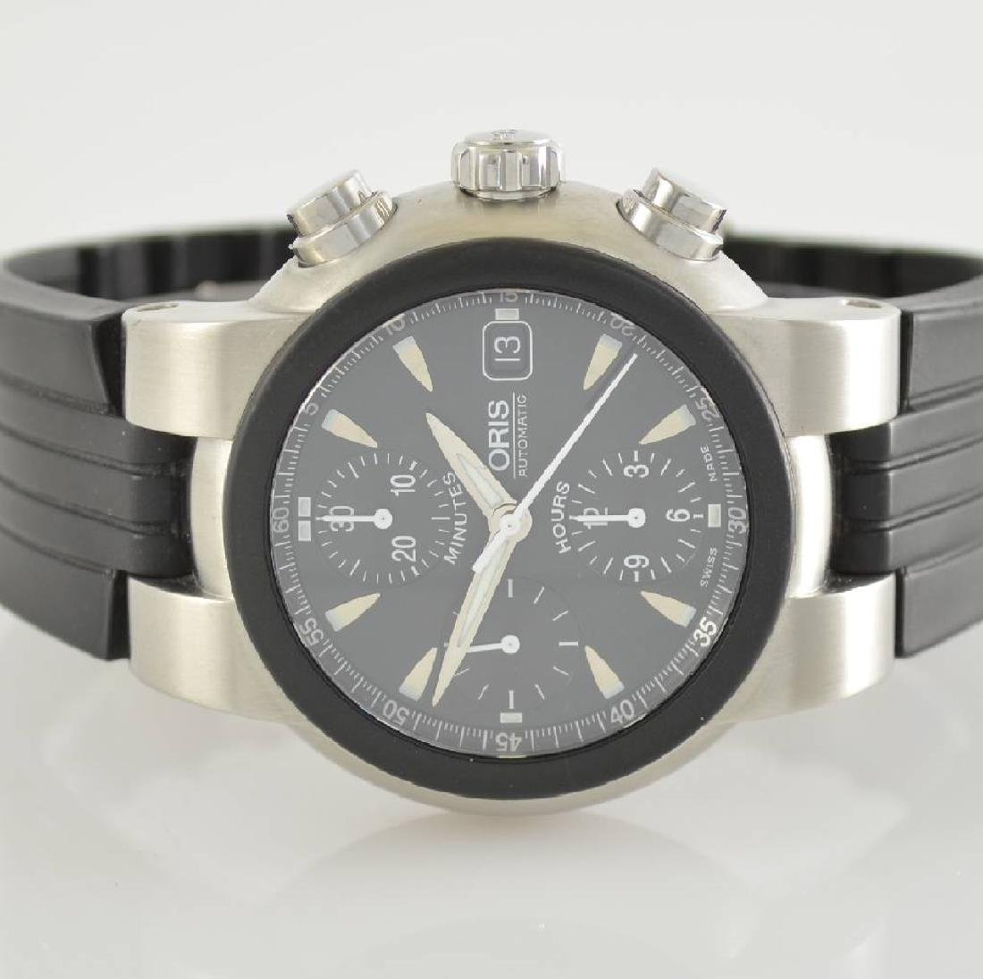 ORIS chronograph TT1, self winding - 2