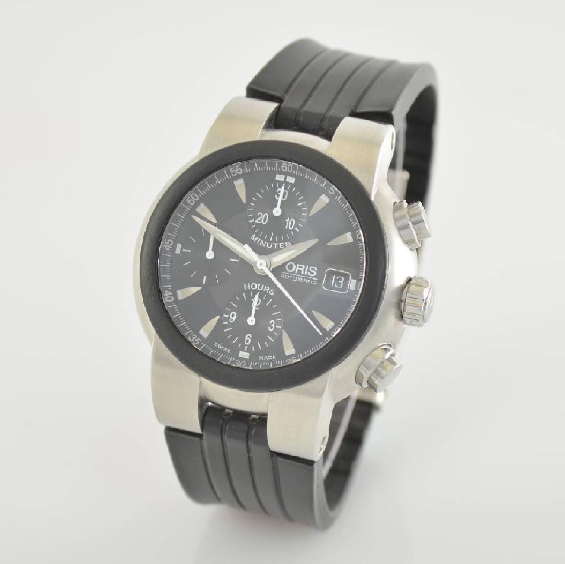ORIS chronograph TT1, self winding - 3
