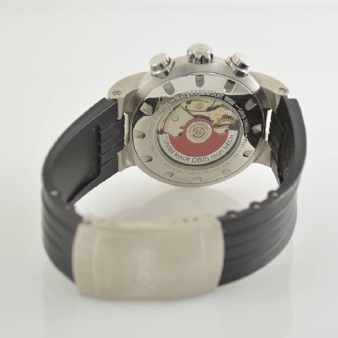 ORIS chronograph TT1, self winding - 5