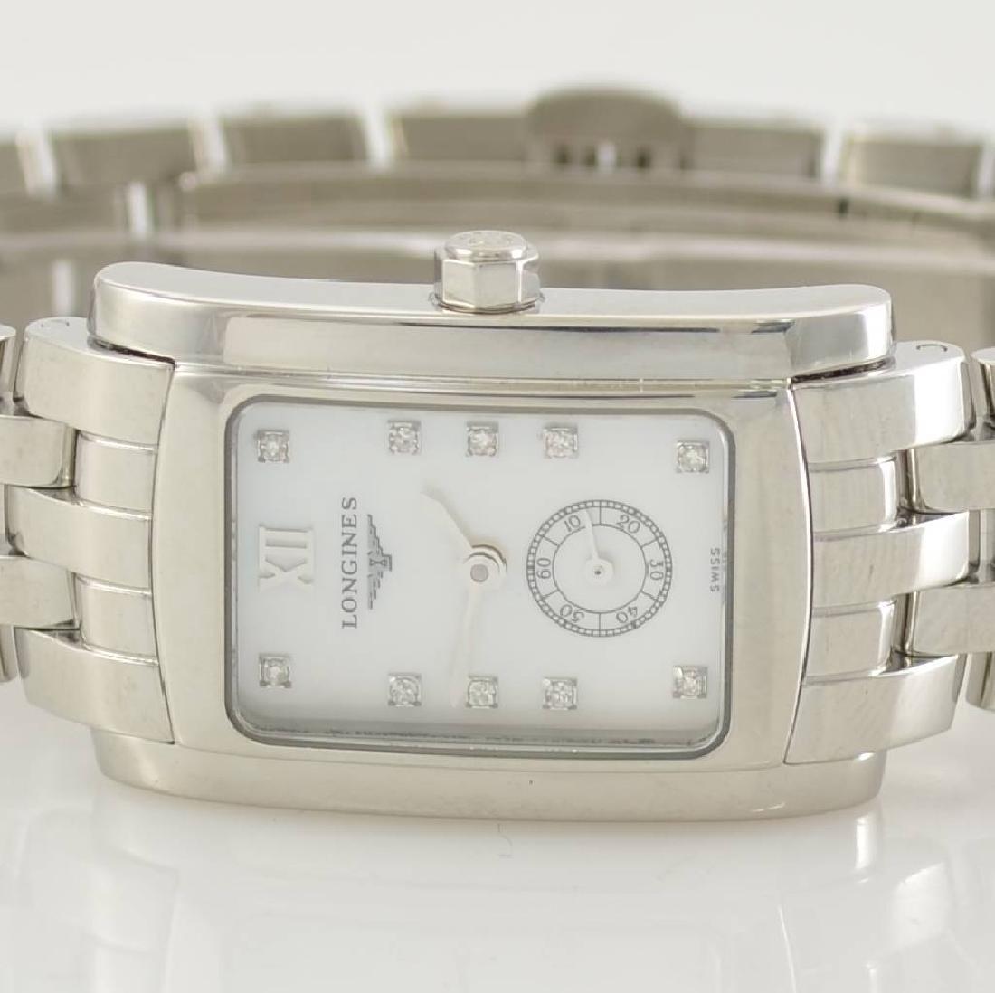 LONGINES ladies wristwatch DolceVita - 2