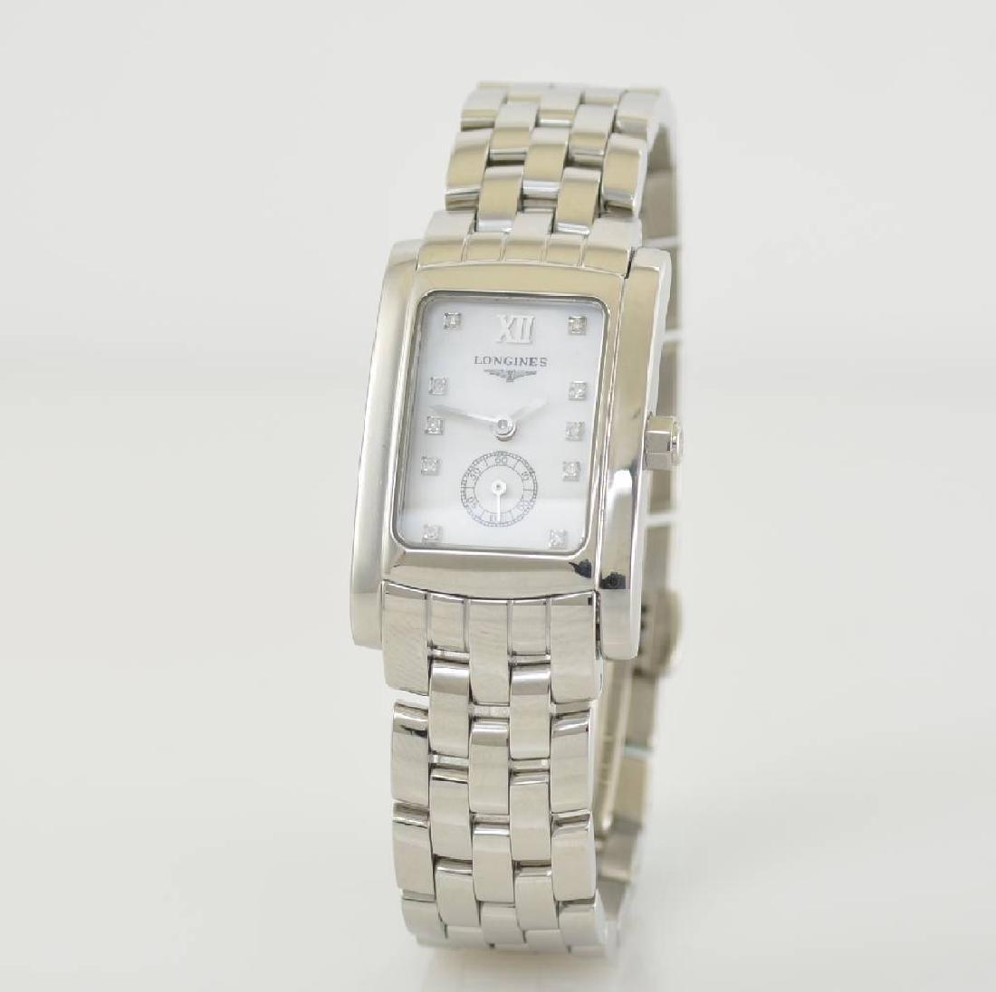 LONGINES ladies wristwatch DolceVita - 3