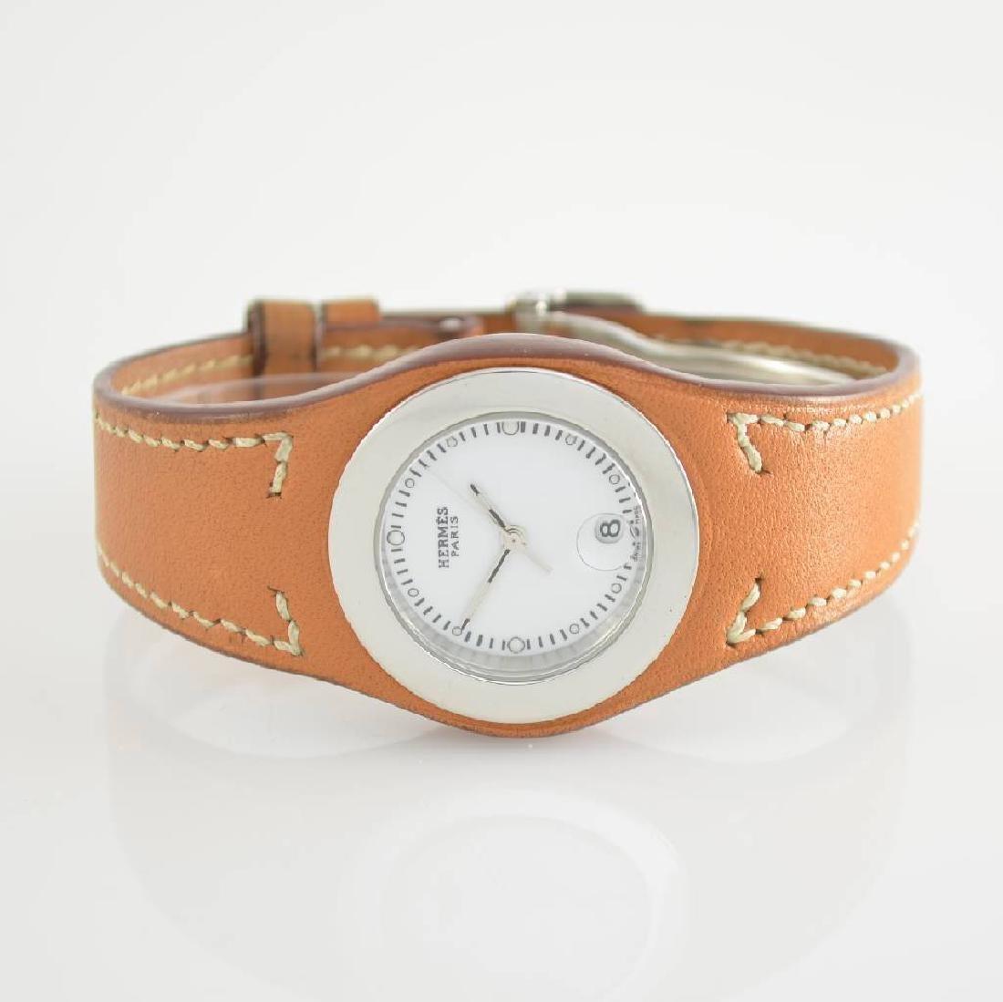 HERMES ladies wristwatch model Harnais