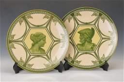Portraitwall plates