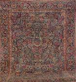 Kirman Carpet (Mille-Fleur Design),