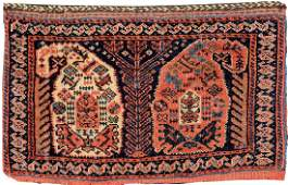 Afshar Bag Boteh Design