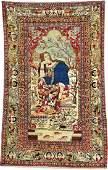 Isfahan 'Ahmad' Rug (Pictorial),