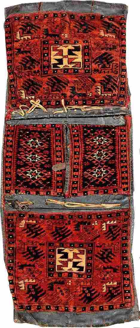 Northwest Anatolian Yagcebedir 'Heybe',
