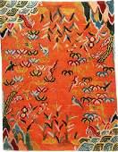 Rare Tibetan Shigatse 'Goyul',