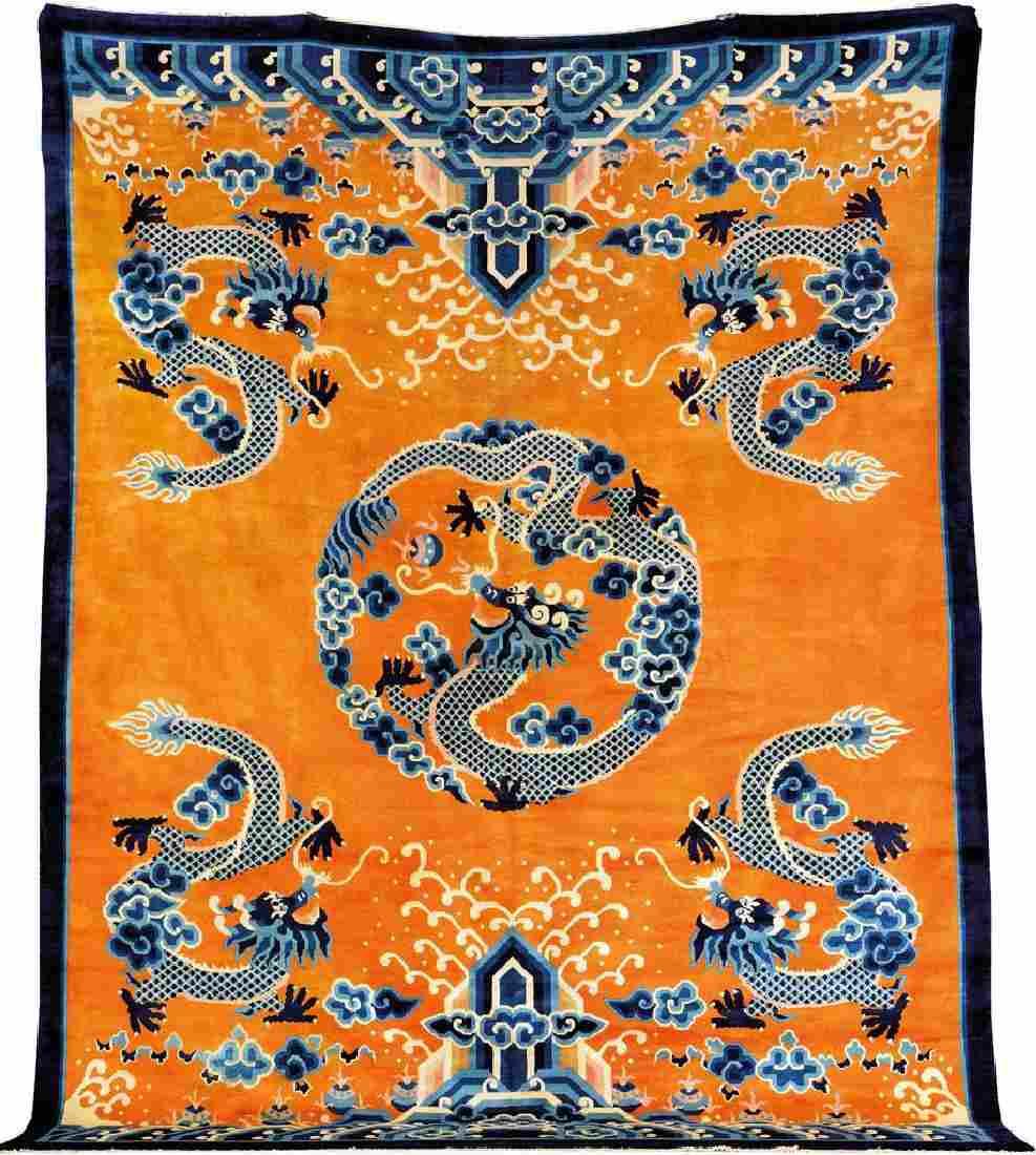 Chinese 'Dragon Carpet',