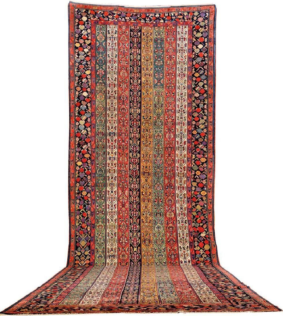 Important Large Azeri 'Kelley Oversize-Carpet'(Unique