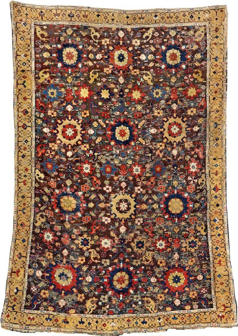 Early Caucasian 'Blossom Rug',