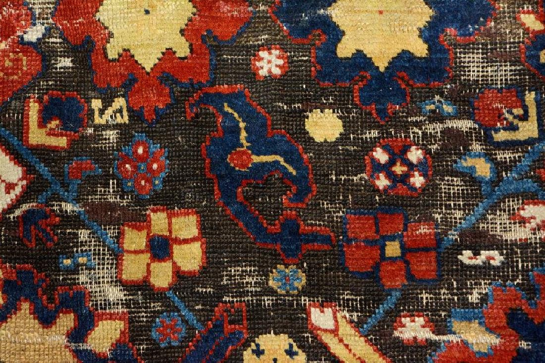 Early Caucasian 'Blossom Rug', - 8