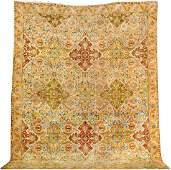 Fine Tabriz 'PETAG' Carpet (Safavid Polonaise Design)