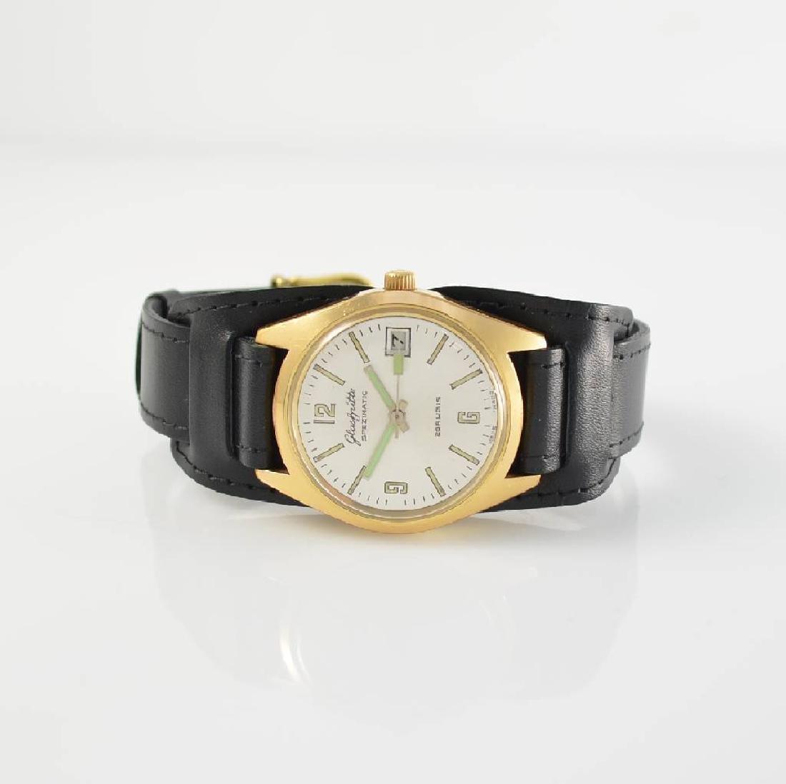 GLASHUTTE Spezimatic gents wristwatch