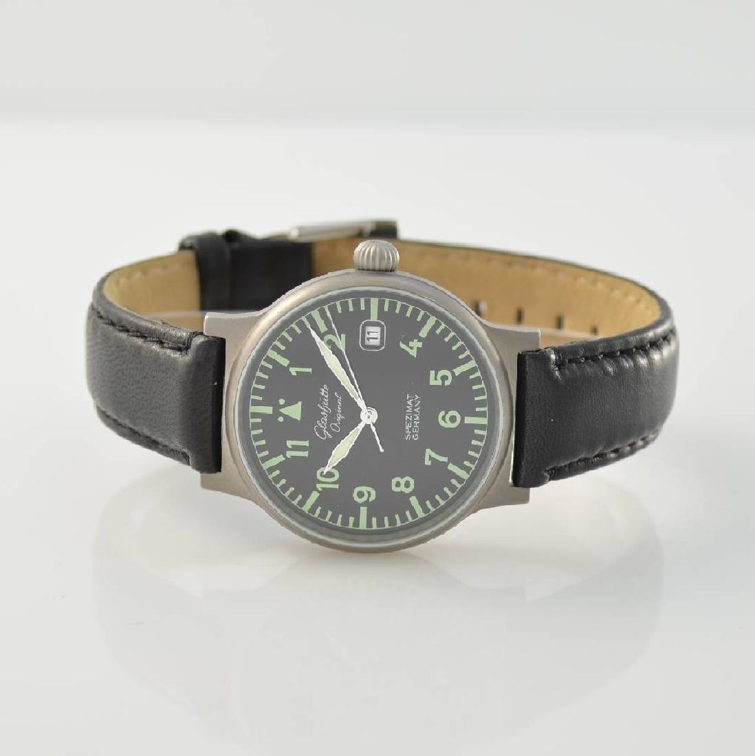 GLASHUTTE ORIGINAL Spezimat rare gents wristwatch