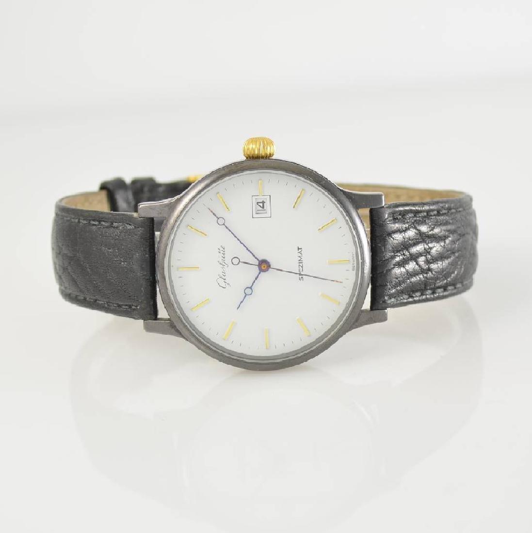 GLASHUTTE Spezimat calibre GUB 10-30 gents wristwatch