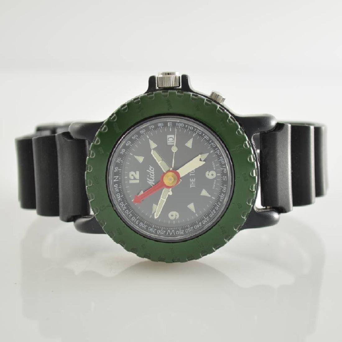 MIDO rare gents wristwatch The Tool