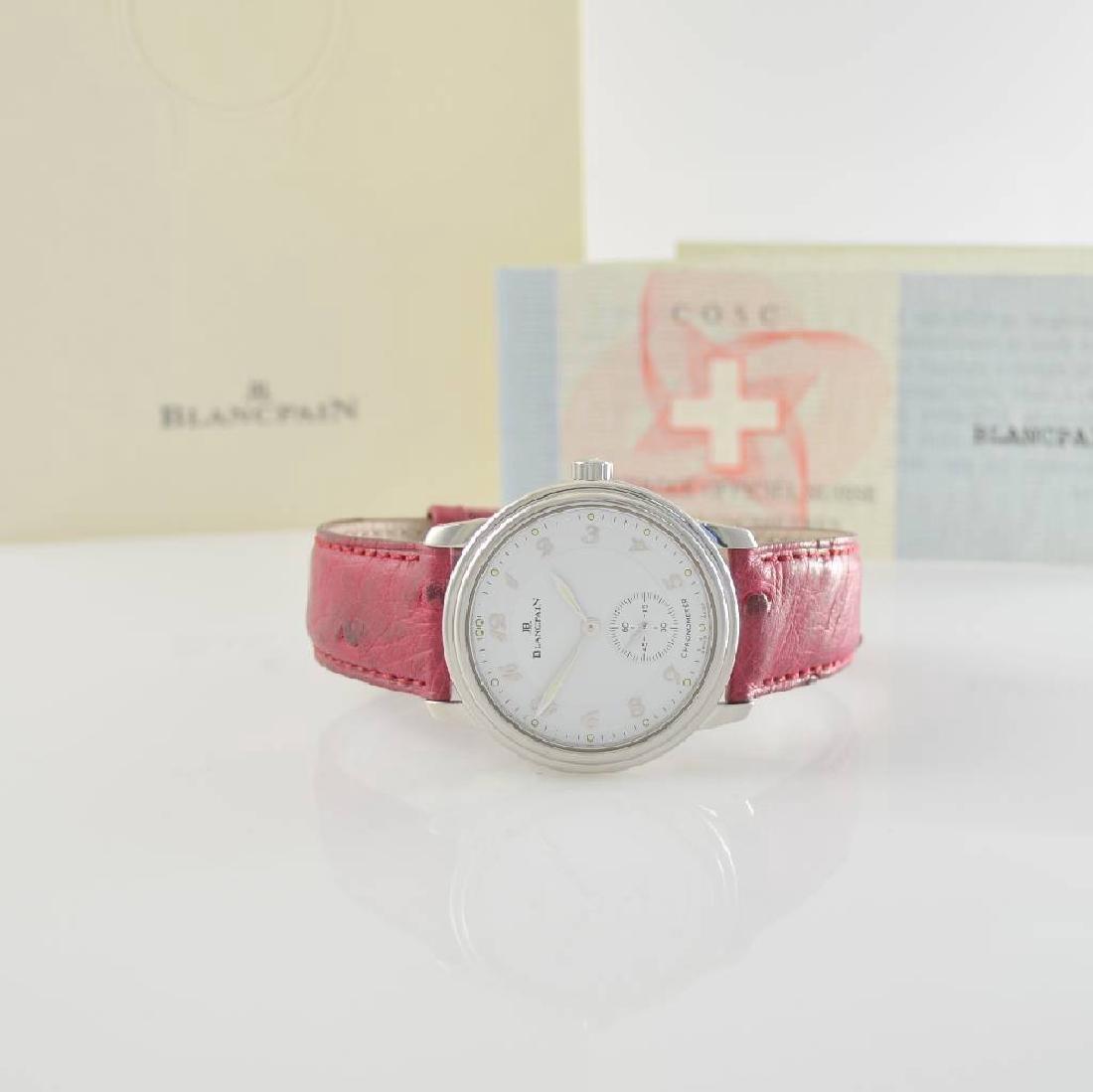 BLANCPAIN chronometer rare gents wristwatch