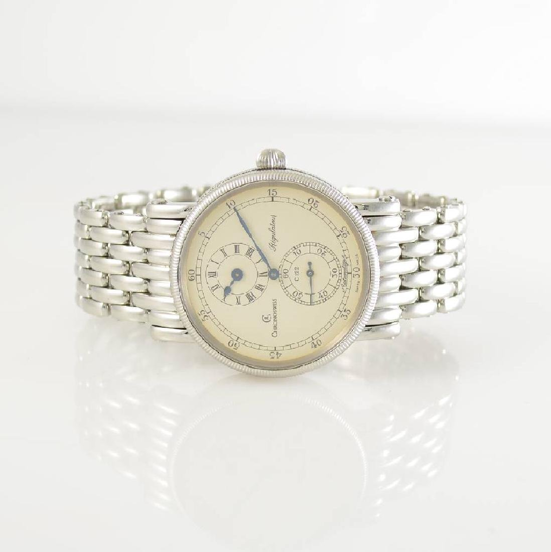 CHRONOSWISS self winding gents wristwatch Regulateur