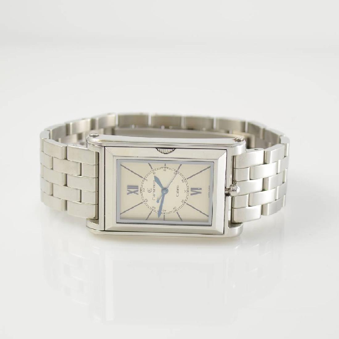 CHRONOSWISS gents wristwatch model Cabrio