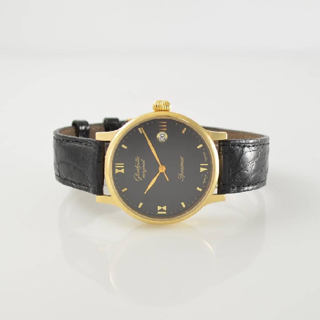 GLASHUTTE ORIGINAL Spezimat gents wristwatch