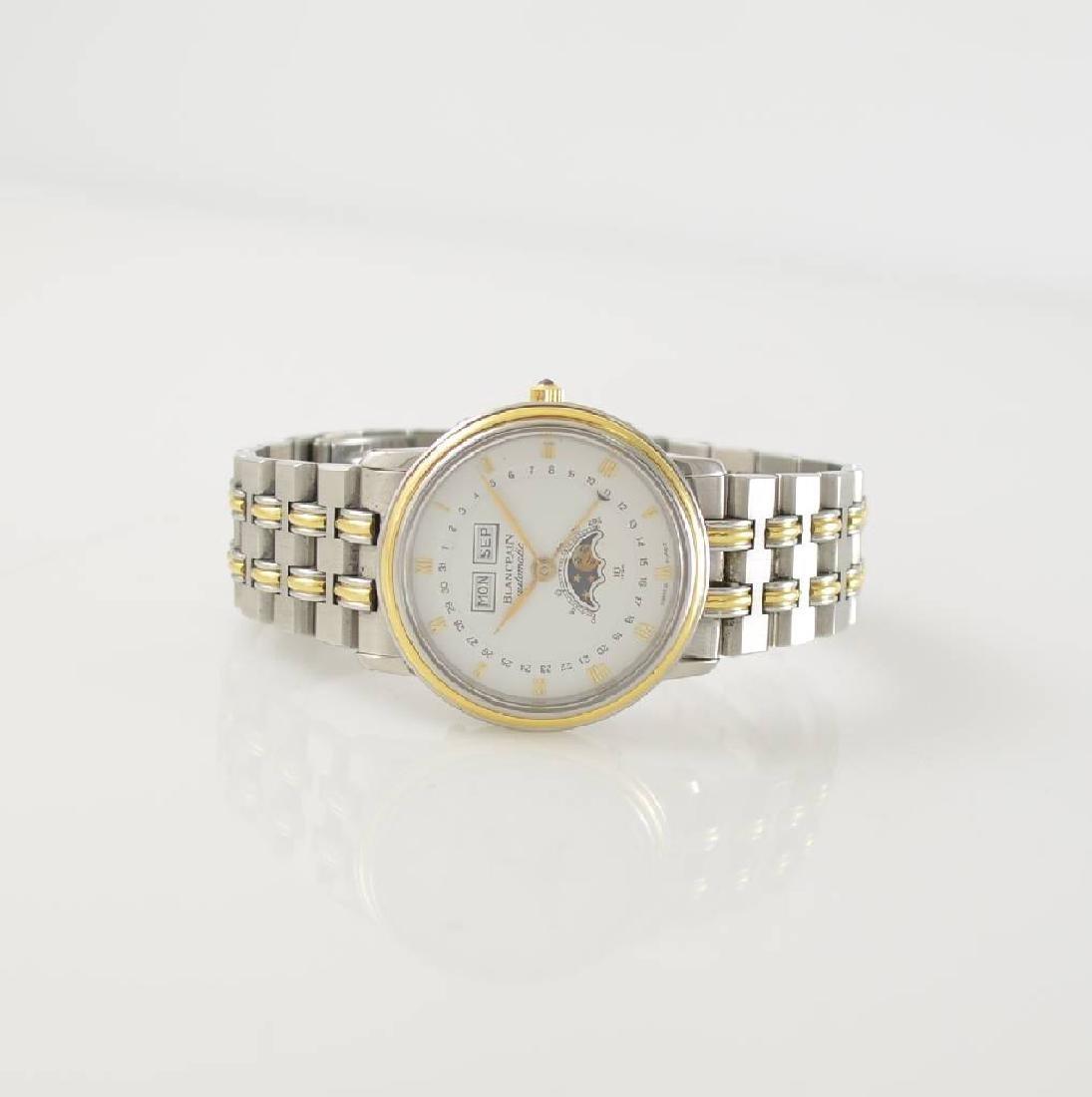 BLANCPAIN astronomical gents wristwatch