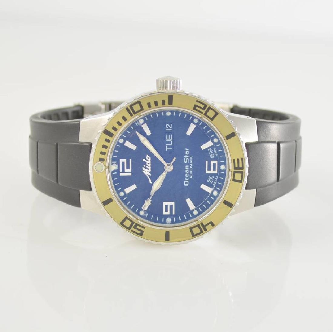 MIDO Ocean Star gents wristwatch