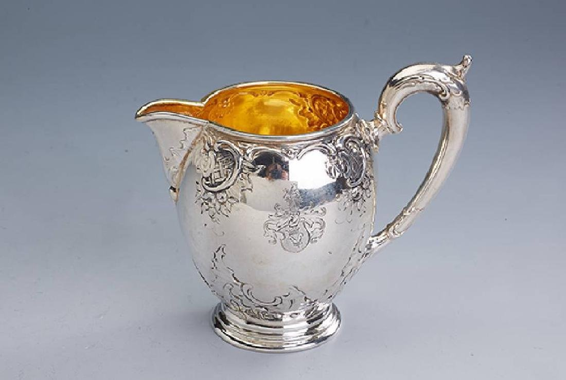KOCH & BERGFELD milk jug, approx. 1892/93