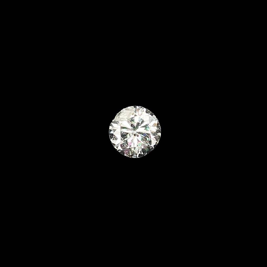 Loose brilliant, approx. 0.50 ct