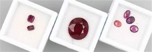 loose rubies