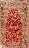 Silk Kaisery Rug (Paradise Design),